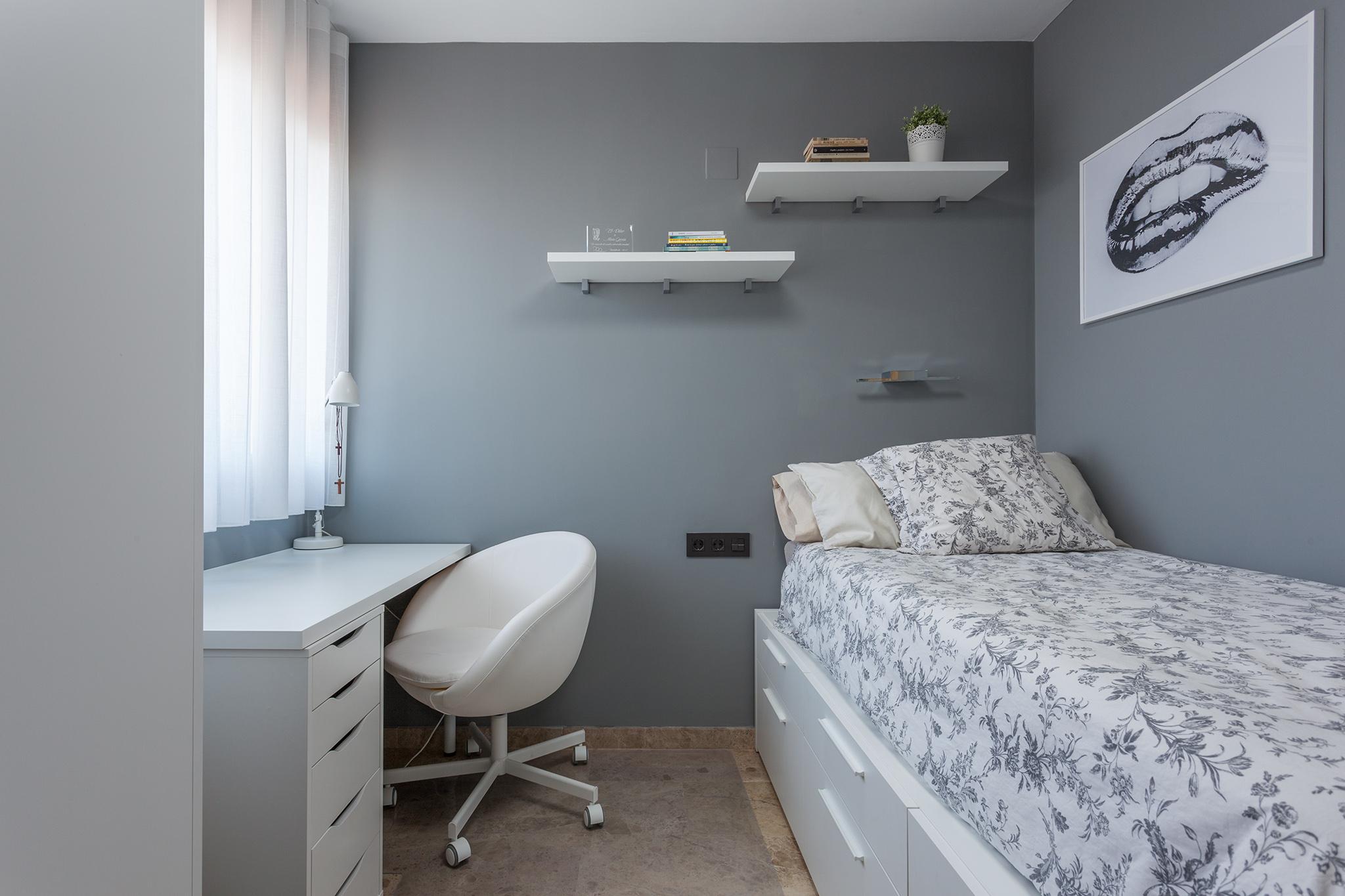 Habitación – Fotografía Inmobiliaria, Arquitectura y Reformas – Sefora Camazano Fotografía