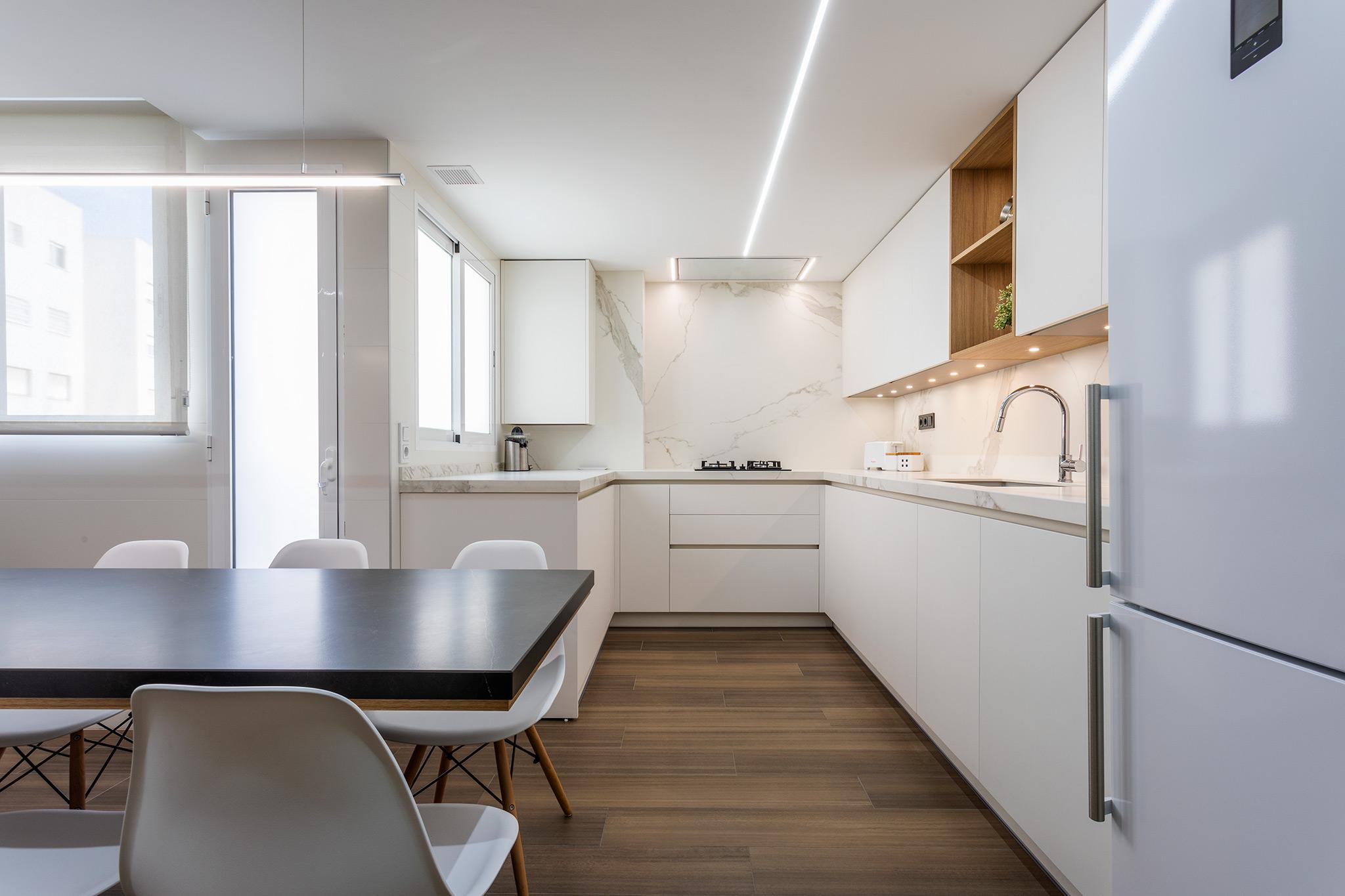 Cocina – Fotografía Inmobiliaria, Arquitectura y Reformas – Sefora Camazano Fotografía